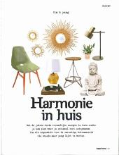 Harmonie in huis