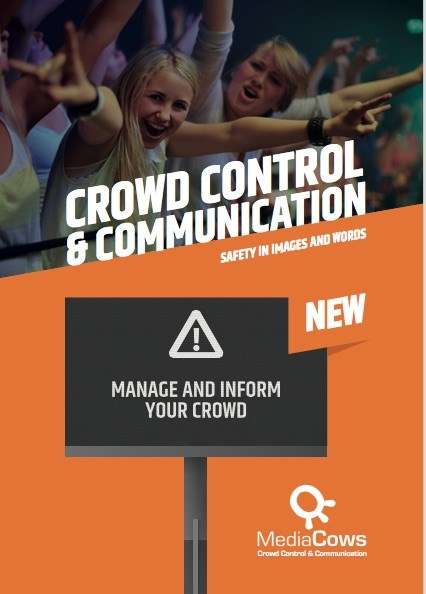 Crowd Control & Communication - English flyer