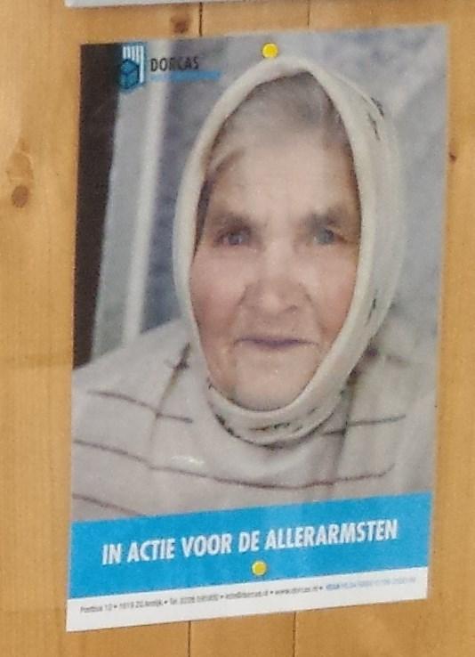 Een foto van granny